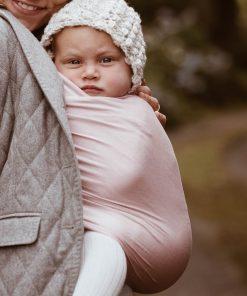 Blush Bæresjal baby og mor